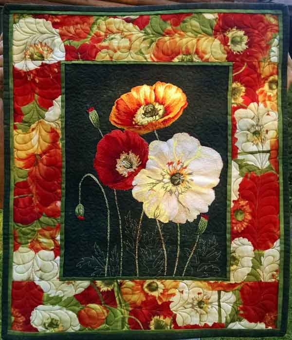 Cathy Jo Rogers, Clifton Park NY - 1st Place Guild Challenge