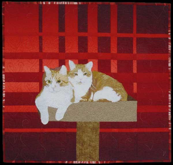 Jodi Bird, Rusty and Lucas - Original Work