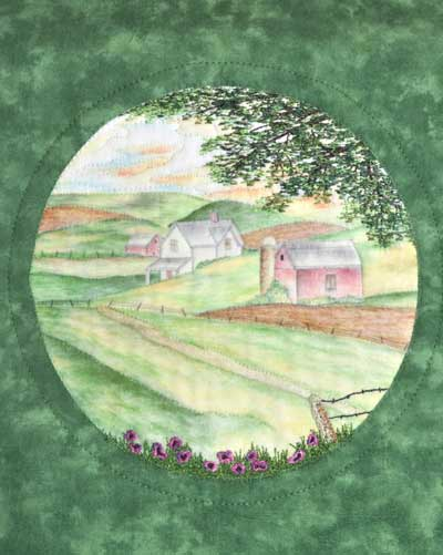 Country Thread Quilt Workshop
