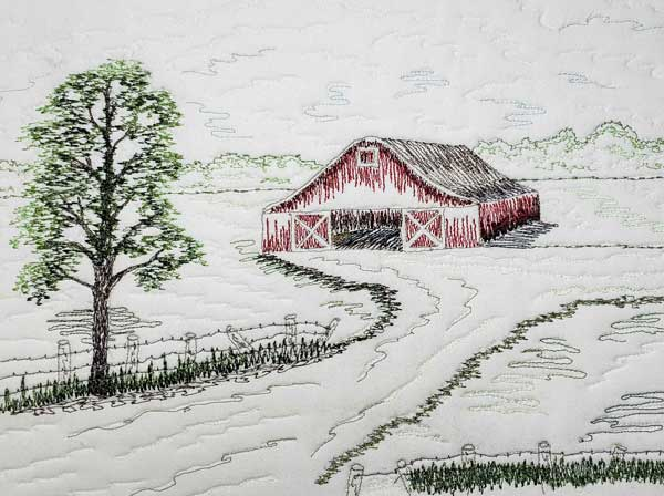 Countryside Quilt Workshop